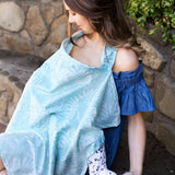 Acapulco Nursing Cover - Through my baby's eyes