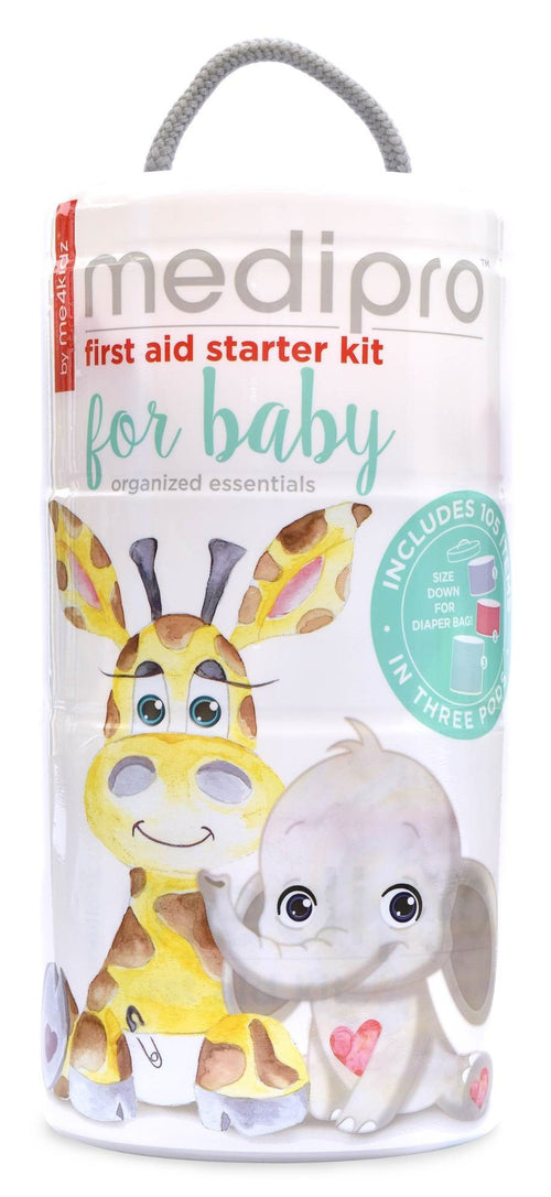 Medipro BABY first aid starter kit - Through my baby's eyes