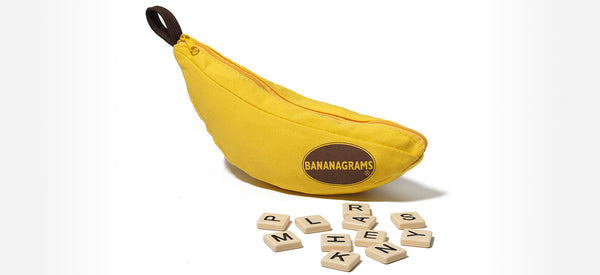 Bananagrams® - Through my baby's eyes
