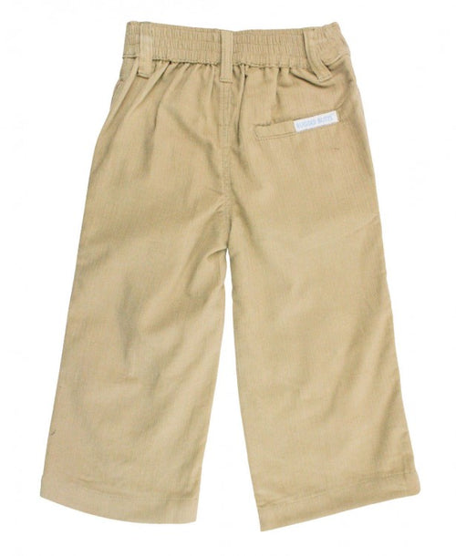 Khaki Corduroy Pants - Through my baby's eyes