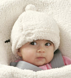 Bundle Me hat, mittens & booties - 0-6M - Through my baby's eyes