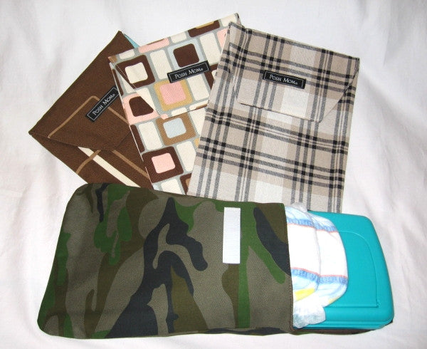 Posh Moms Diaper Pouches - Through my baby's eyes