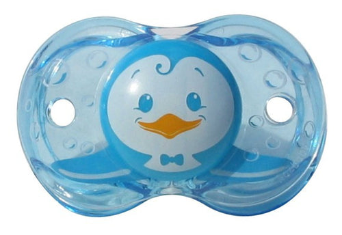 Keep-it-Kleen Pacifier - Ethan Penquin - Through my baby's eyes