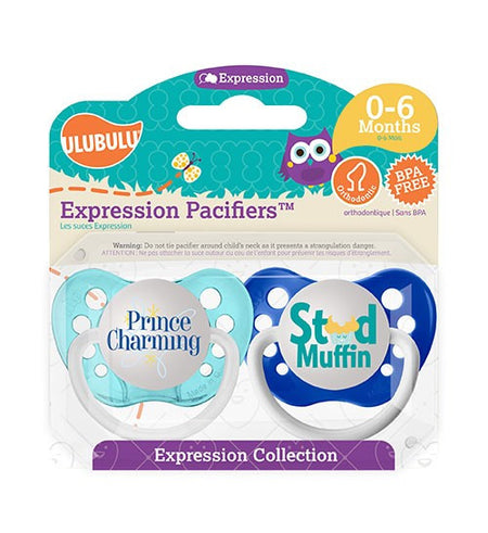 Expression Pacifiers - Heartbreaker