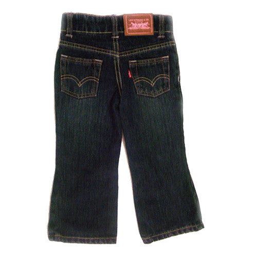 Levi's 517 Flare Jean - Through my baby's eyes