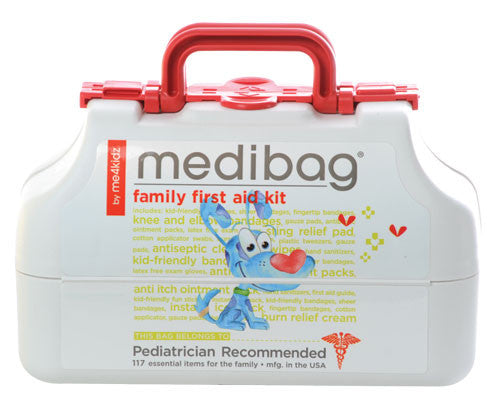 Medibag First Aid Kit - Through my baby's eyes