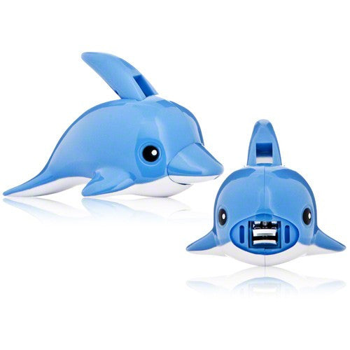 Safety Nail Clipper & File - Dolphin - Through my baby's eyes