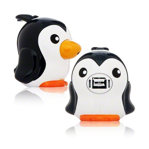 Safety Nail Clipper & File - Penquin - Through my baby's eyes