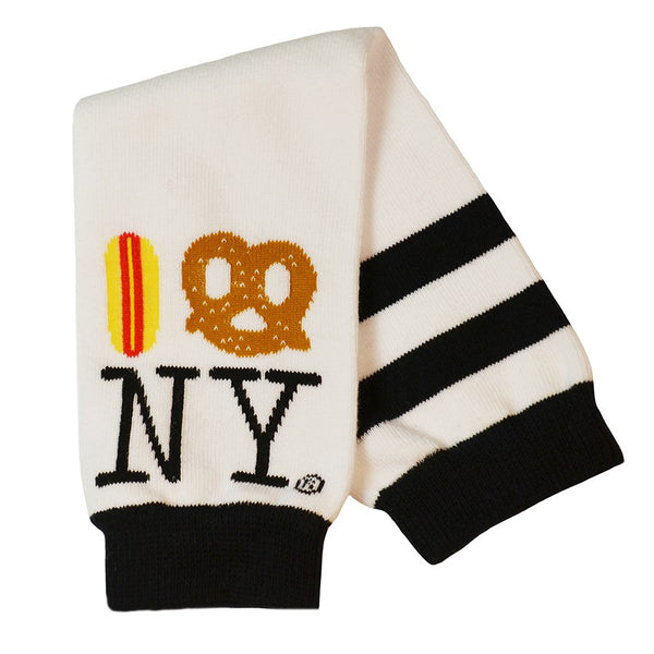 Piccolini I Love N.Y. Leg Warmers - Through my baby's eyes