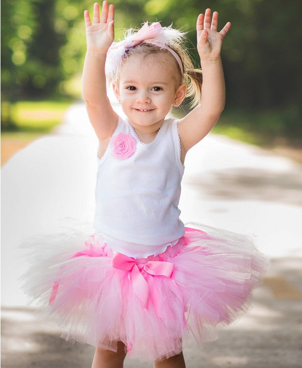 Pink Tutu - Through my baby's eyes