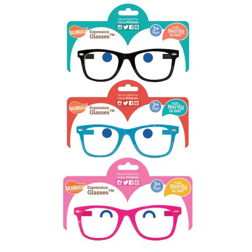 Nerd Glasses - Through my baby's eyes