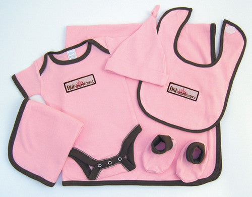 High Maintenance Gift Set - 0-3M - Through my baby's eyes