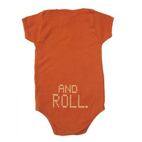 Let's Rock & Roll Organic Onesie - Through my baby's eyes