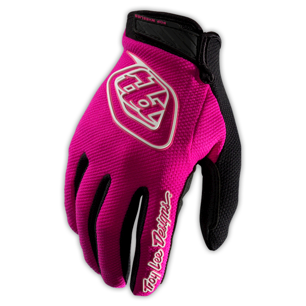 TLD Air Glove Pink