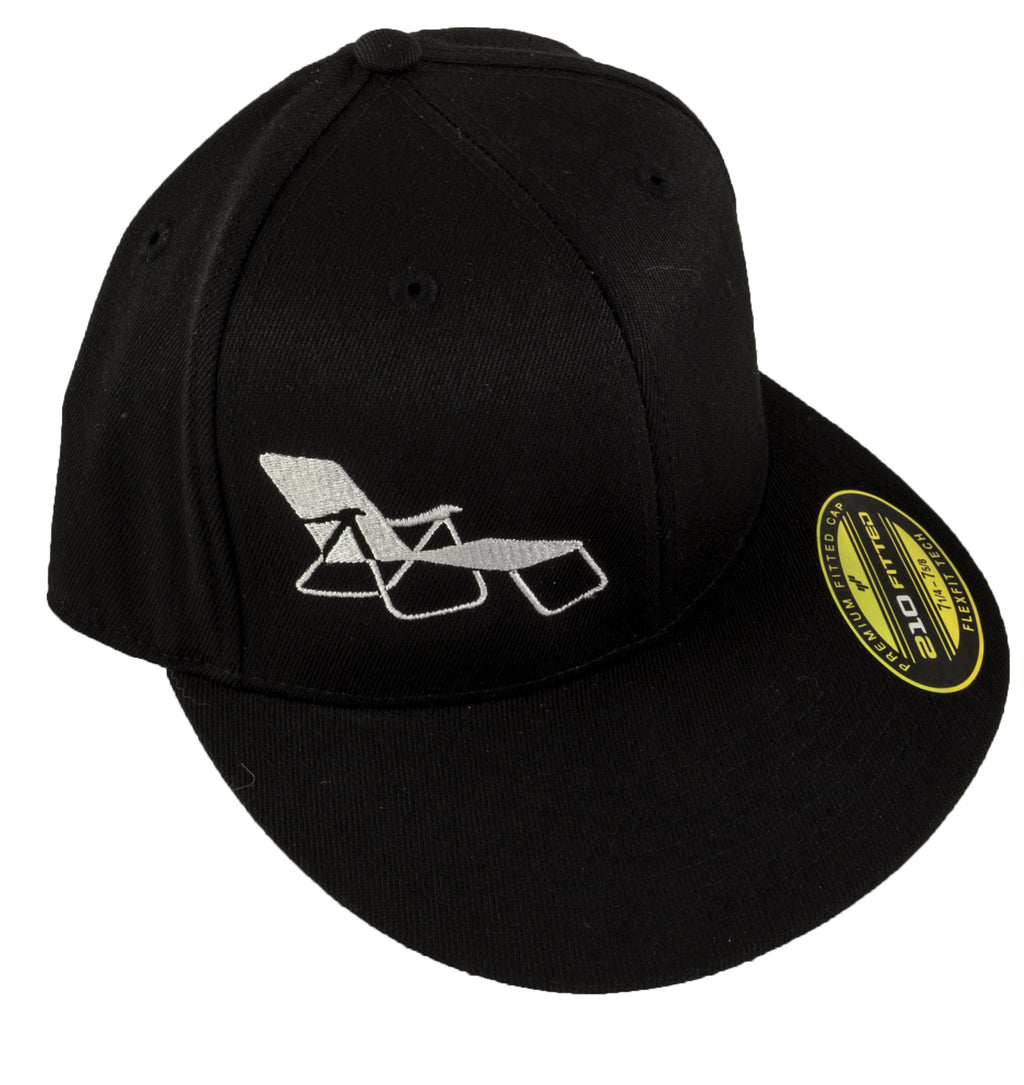 rideSFO Lounge Hat Black/White