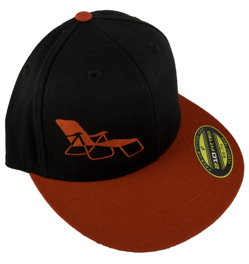 rideSFO Lounge Hat Black/Red
