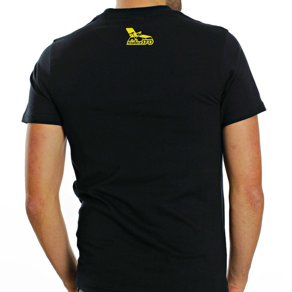 goldenSFO T-shirt Black