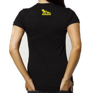 Women's goldenSFO T-shirt Black