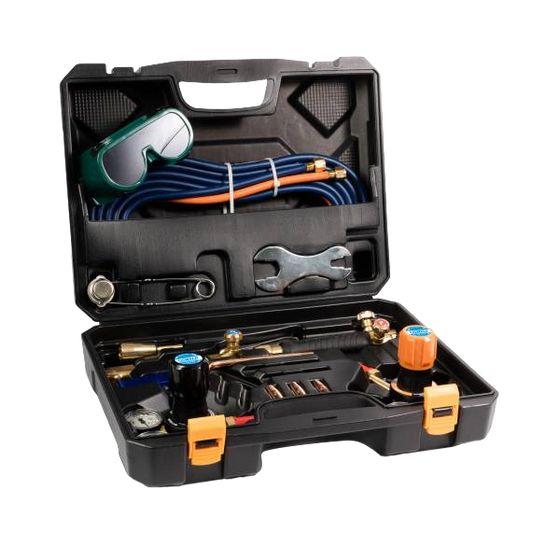 Cigweld Cutskill Tradesman OXY/LPG Gas Cutting & Welding Kit CIG208011
