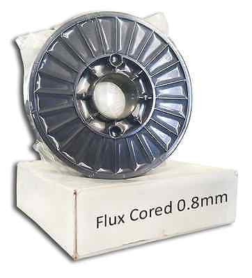 4 x 0.8mm Gasless Flux Cored Welding Wire 4.5kg