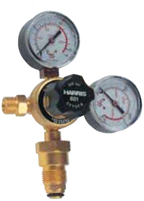 Harris 601 Oxygen Regulator GAHA601OX