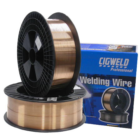 Cigweld Wire Autocraft Ni-Cr-Mo 1.2mm 15kg CIG720053