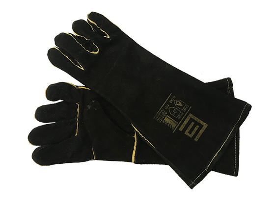 ACGBLE Gloves Black And Gold