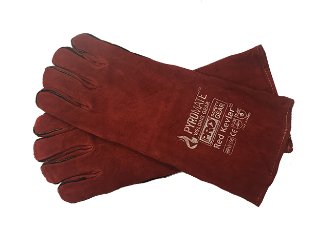 ACGR Gloves Red Hot