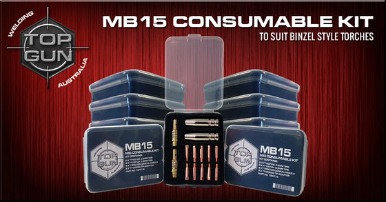 Topgun MB15 Consumable Kit