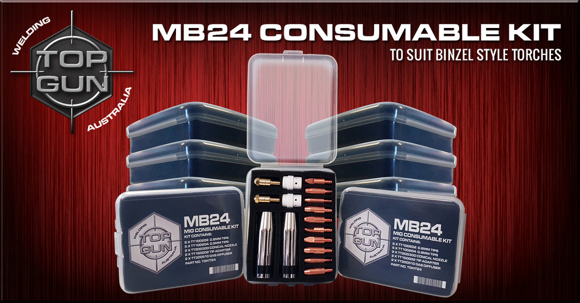 Topgun MB24 Consumable Kit