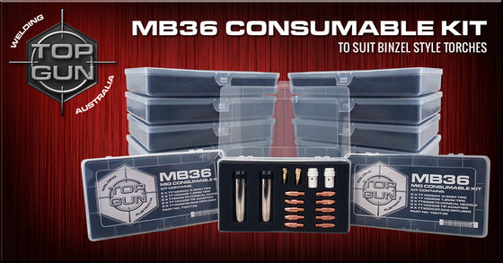 Topgun MB36 Consumable Kit