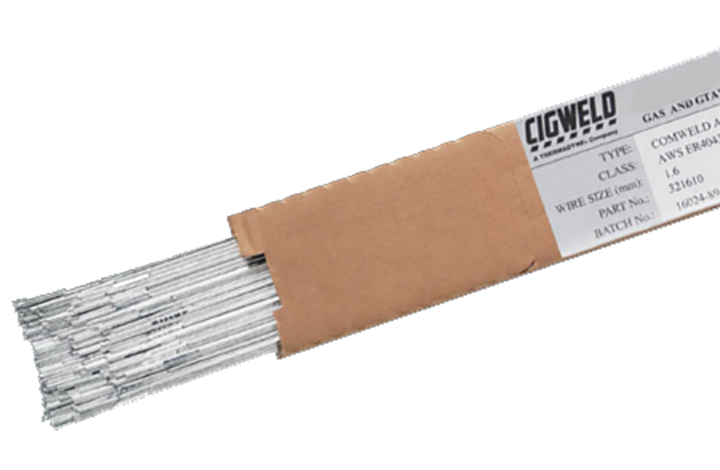 Cigweld Filla Rod Aluminium 4043 2.4mm 2.5kg CIG321611