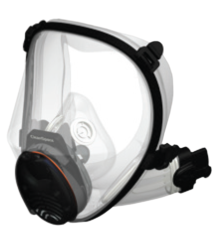 CleanSpace Full Face Mask Small