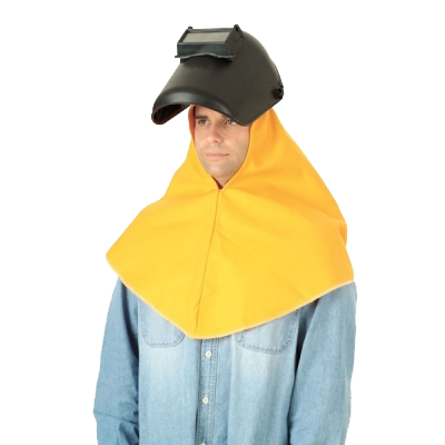 Elliotts Yellow Proban Hood Extra Length ACSH3Y