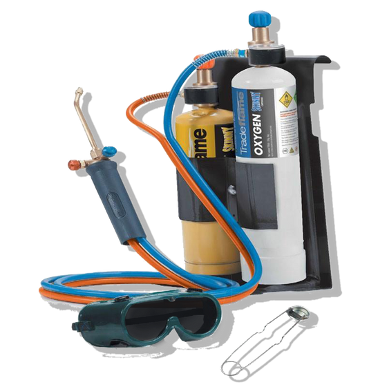 Tradeflame Oxypower Blow Torch Kit PI211412