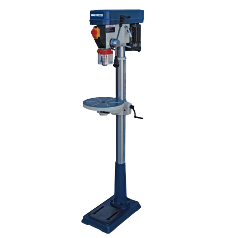 Trademaster 16 Speed 16mm Pedestal Floor Drill Press TD1316F