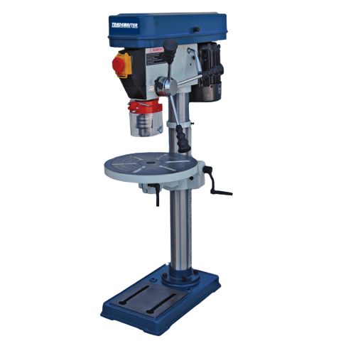 Trademaster 16 Speed 16mm Pedestal Bench Drill Press TD1316