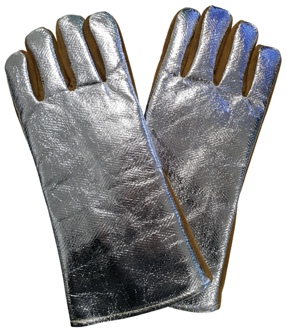 Topgun Alumized Welding Gloves TGACGAL