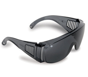Pro Choice - Safety Glasses Visitors Smoke ACSG3002