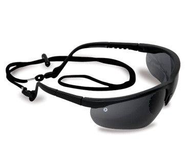 Pro Choice -Safety Glasses Fusion Smoke ACSG9202