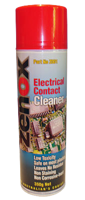Zenox Electrical Contact Cleaner 350g