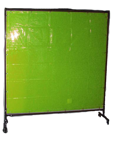 Welding Curtain 1800mmx1300mm Green ACWC1813G
