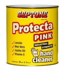 Septone Hand Cleaner Protecta Pink 4L ACMHCPP4