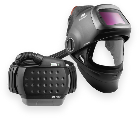 3M™ Speedglas™ 617830 G5-01 Auto-Darkening Welding Helmet Adlfo Kit + FREE BATTERY Promotion