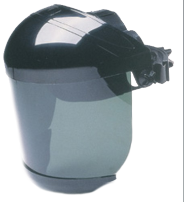 MSA Black Eagle Faceshield  ACHCFBEC