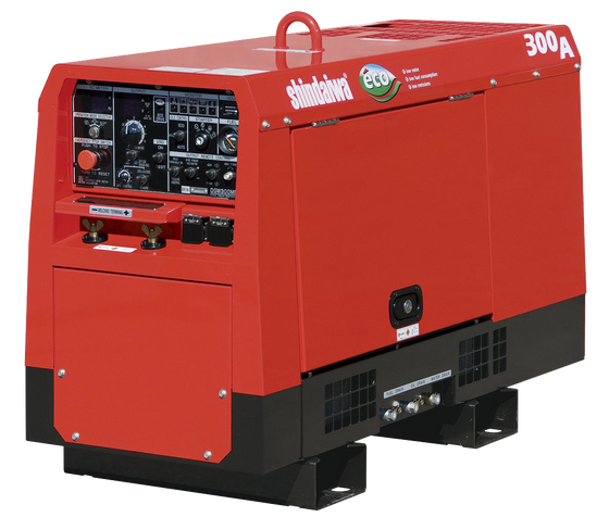 Shindaiwa Generator/Welder Mine Spec 300amp GEDGW300MS