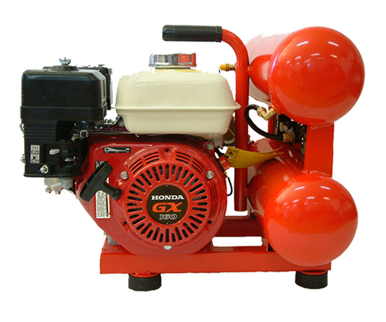 Westair  Compressor Portable Petrol  Direct Drive Oil Free Pump Cfm 13.5 16Ltr COWP14DD