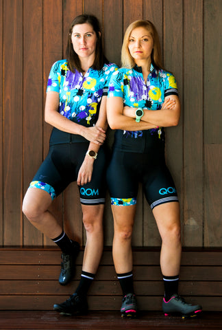 ESSENTIAL 'MAUVE' RACE cycling jersey