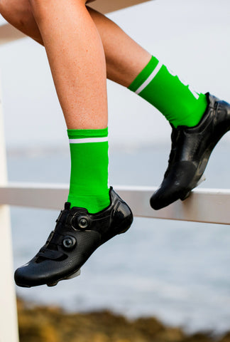 ESSENTIAL 'GREEN' socks