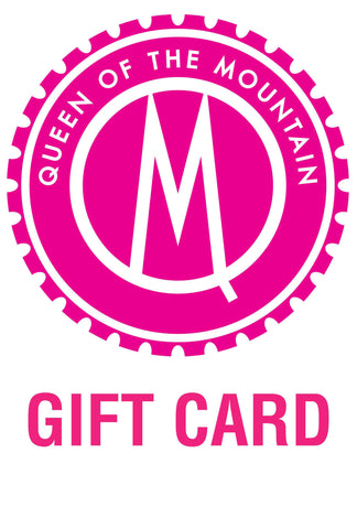 QUEEN OF THE MOUNTAIN gift cards